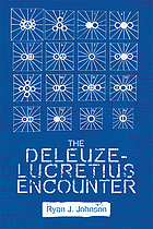 The Deleuze-Lucretius encounter