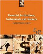 McGrath's financial institutions, instruments and markets