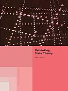Rethinking state theory