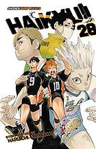 Haikyu!! Volume 28, Day 2