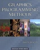 Graphics programming methods