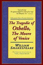 The tragedie of Othello, the Moor of Venice