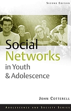 Social networks and social influences in adolescence