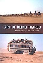 """link to Loughran, Tuareg Women and Their Jewelry, in """"The Art of Being Tuareg,"""" pp. 167 – 193."""