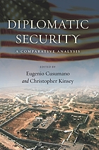 Diplomatic security : a comparative analysis