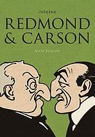 Judging Redmond and Carson : comparative Irish lives