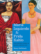 María Izquierdo and Frida Kahlo : challenging visions in modern Mexican art