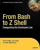 From bash to z shell : conquering the command line