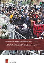 Transnationalisation of social rights