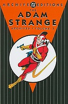 The Adam Strange archives.
