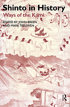Shinto in history : ways of the kami