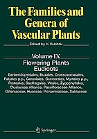 The Families and Genera of Vascular Plants