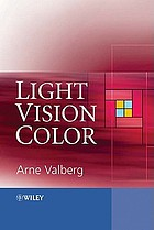 Light, vision, color