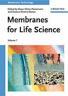 Membranes for life sciences