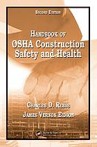 Handbook of OSHA construction safety and health