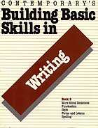 Building basic skills in writing. Book 2.