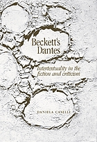Beckett's Dantes: Intertextuality in the Fiction and Criticism