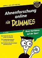 genealogy online for dummies helm matthew l helm april leigh
