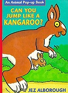 Can you jump like a kangaroo?