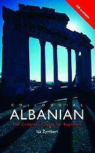 Colloquial Albanian : [the complete course for beginners]