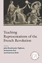 Teaching representations of the French Revolution