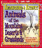 Animals of the mountains, deserts, and grasslands