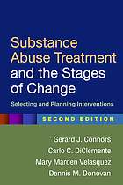 Substance abuse treatment and the stages of change : selecting and planning interventions