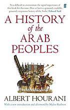 A history of the Arab peoples