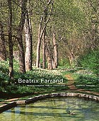 Beatrix Farrand : private gardens, public landscapes