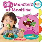 Silly monsters at mealtime