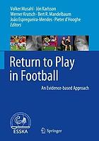 Return to play in football : an evidence-based approach