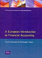 A European introduction to financial accounting