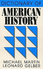 Dictionary of American history : with the complete text of the Constitution of the United States