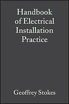 Handbook of electrical installation practice