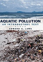 Aquatic pollution : an introductory text