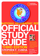 National Geographic Bee : official study guide