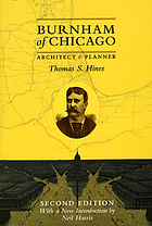 Burnham of Chicago : architect and planner