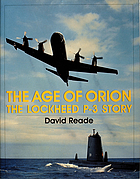 The age of Orion : Lockheed P-3, an illustrated history