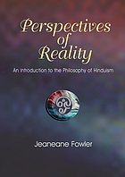 Perspectives of reality : an introduction to the philosophy of Hinduism