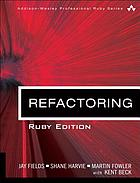 Refactoring : Ruby edition