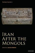 Iran after the Mongols