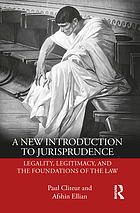 A new introduction to jurisprudence : legality, legitimacy and the foundations of the law