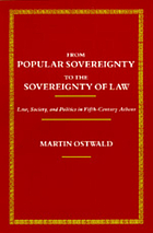 From popular sovereignty to the sovereignty of law : law, society, and politics in fifth-century Athens
