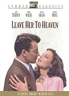 Cover Art for Leave Her to Heaven