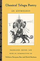 Classical Telugu poetry : an anthology