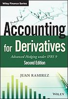 Accounting for derivatives advanced hedging under ifrs 9