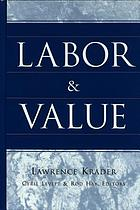 Labor & value