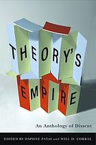 Theory's empire : an anthology of dissent