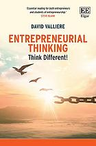 Entrepreneurial thinking : think different!