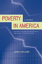 Poverty in America : a handbook